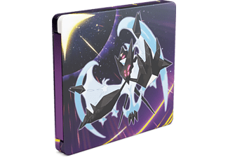 Pokémon Ultra Moon Steelbook Edition  3DS