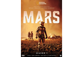 National Geographic - Mars Seizoen 1 DVD