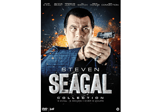 Steven Seagal Collection (6 films) DVD