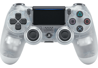 SONY PS4 DUALSHOCK4 Wireless-Controller Crystal