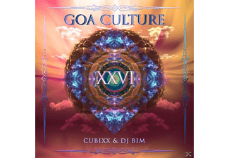VARIOUS - Goa Culture Vol.26 - (CD)
