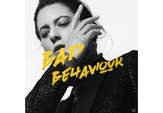 Kat Frankie - Bad Behaviour (Transparent Vinyl LP) - (Vinyl)