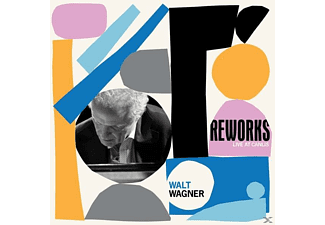 Walt Wagner - Reworks - (LP + Download)