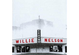 Willie Nelson - Teatro - (CD + DVD Video)