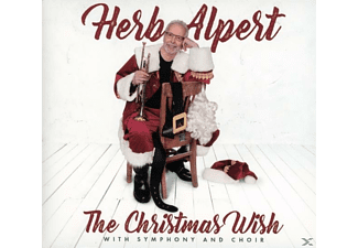 Herb Alpert - The Christmas Wish - (CD)