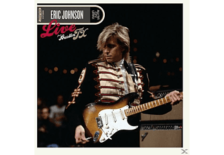 Eric Johnson - Live From Austin,TX (CD+DVD) - (CD + DVD Video)