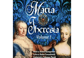 VARIOUS - Maria Theresia - (CD)