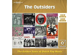 The Outsiders - The Golden Years Of Dutch Pop Music: A&B Sides - (Vinyl)