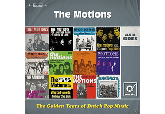 The Motions - The Golden Years Of Dutch Pop Music: A&B Sides - (Vinyl)