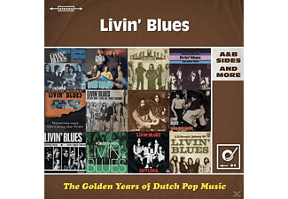 Livin' Blues - The Golden Years Of Dutch Pop Music: A&B Sides - (Vinyl)