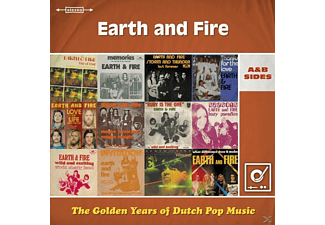 Earth & Fire - The Golden Years Of Dutch Pop Music: A&B Sides [Vinyl]
