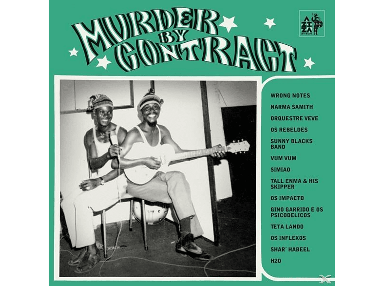 VARIOUS - Murder By Contract [Vinyl]