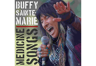 Buffy Sainte-Marie - Medicine Songs - (CD)