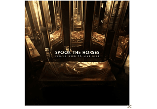 Spook The Horses - People Used To Live Here - (CD)