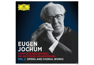 Eugen Jochum, VARIOUS - Complete Recordings On DG Vol.2 Opera & Choral - (CD)