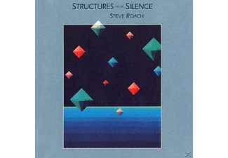Steve Roach - Structures From Silence - (Vinyl)