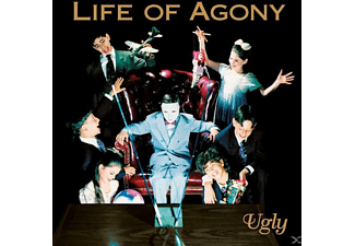 Life Of Agony - Ugly - (Vinyl)