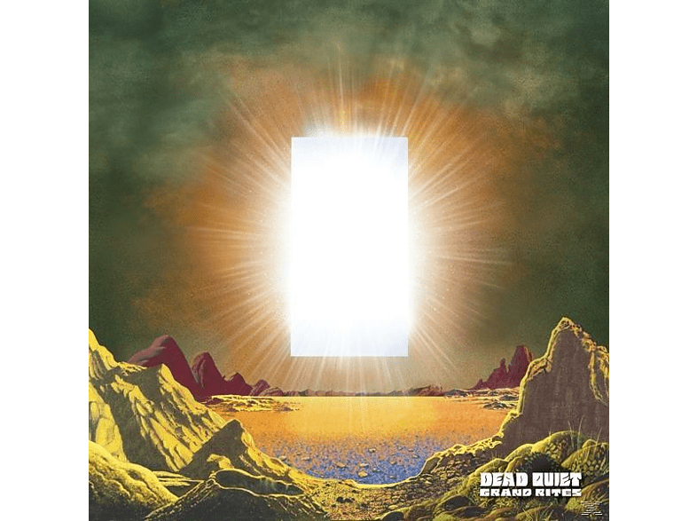 Dead Quiet - Grand Rites (LTD Transparent Blue Vinyl) [Vinyl]
