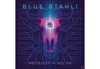 Blue Stahli - Antisleep Vol.04 - (CD)