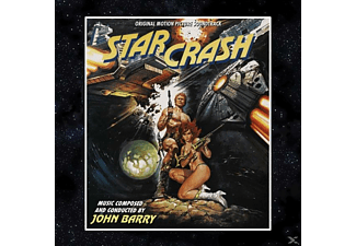 John Barry - Starcrash - (CD)