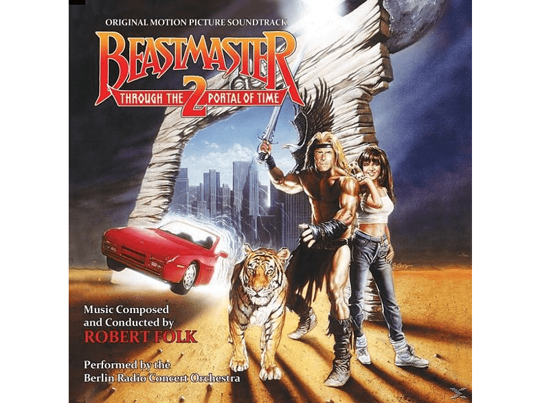 Robert Folk - Beastmaster II (Robert Folk) [CD]