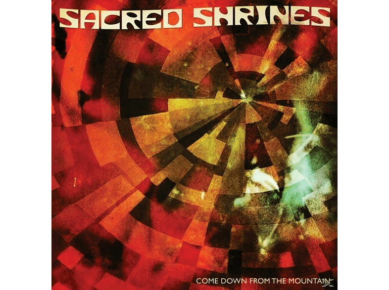 Sacred Shrines - Come Down The Mountain [CD]