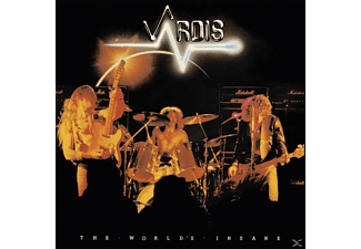 Vardis - The World's Insane (LTD Clear Vinyl) - (Vinyl)