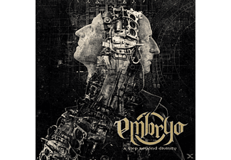 Embryo - A step beyond divinity - (CD)