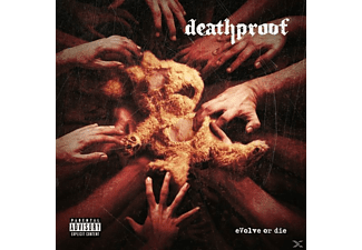 Deathproof - Evolve or Die - (CD)