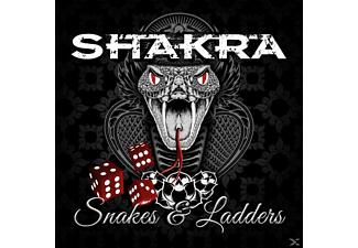 Shakra - Snakes & Ladders (Lim.Digipak) - (CD)