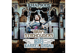 Bram Stadhouders - Big Barrel Organ - (CD)