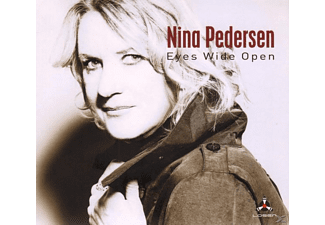 Nina Pedersen - Eyes Wide Open - (CD)