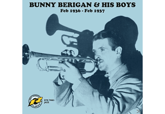 Bunny & His Boys Berigan - Feb 1936-Feb 1937 - (CD)
