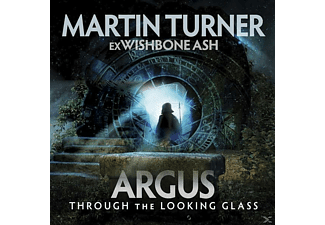 Martin Turner, VARIOUS - Argus-Through The Looking Glass - (CD)