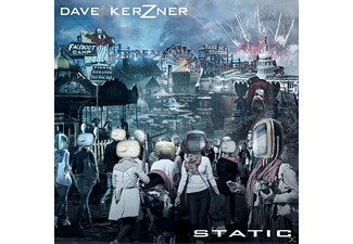 Dave Kerzner - Static - (CD)