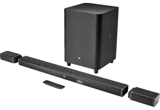 JBL Bar 5.1, Soundbar, Schwarz