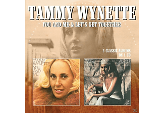 Tammy Wynette - You And Me/Let's Get Together (2 Albums On 1 CD) - (CD)