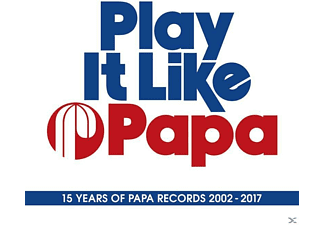 VARIOUS - Play It Like Papa - (CD)