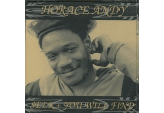 Horace Andy - Seek and You Will Find - (CD)