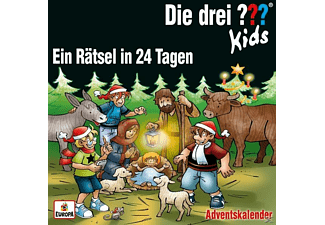 SONY MUSIC ENTERTAINMENT (GER) Adventskalender-Ein Rätsel in 24 Tagen