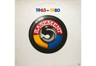 Basement 5 - 1965-1980/In Dub - (CD)