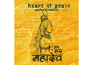 VARIOUS - Heart Of Goa 5 - (CD)