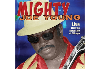 Mighty Joe Young - Live From The North Side - (CD)