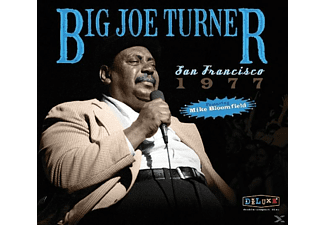 Big Joe Turner - San Francisco 1977 - (CD)