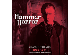 VARIOUS - Hammer Horror-Classic Themes-1958-1974 - (CD)