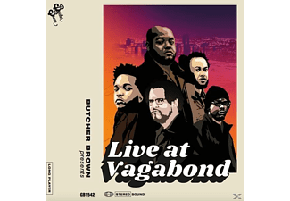 Butcher Brown - Live At Vagabond - (CD)