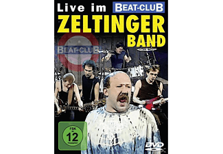 Zeltinger Band - Live Im Beatclub - (DVD)