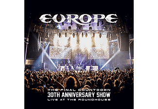 Europe - The Final Countdown 30th Anniversary Show (Díszdobozos kiadvány (Box set))