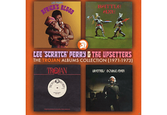 Perry Lee The Upsetters - The Trojan Album Collection - (CD)