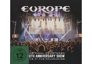Europe - The Final Countdown 30th Anniversary Show (CD + DVD)